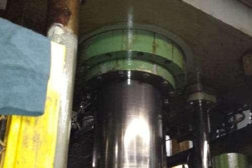 150 ton press