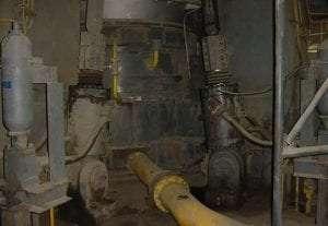 Pre-Grinder Cylinder Position