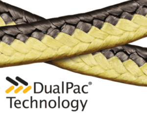 Chesterton Dualpac Technology seal close up