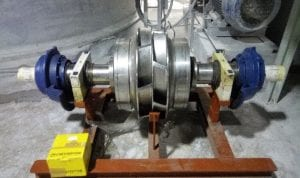 Chesterton DualPac® Technology: Rotating element ready for installation