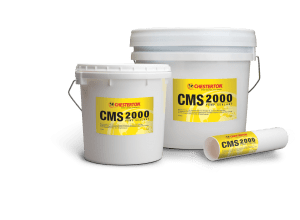 Injectable pump sealant: Chesterton CMS 2000