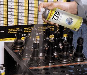 A spray can of Chesterton 775 Moisture Shield