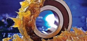 Chesterton Lubri-Cup™ automatic lubrication solution for mining industry bearings