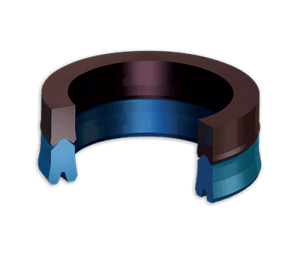 The unique Chesterton® 11K split seal with dual material combination and spacer
