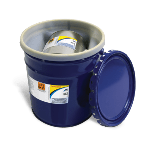 A big blue tub of Chesterton ARC BX2