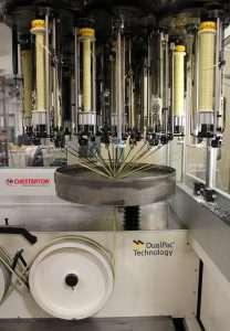 A maching braiding DualPac® 2211 Packing